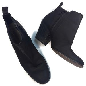 Cole Haan Grand.OS Chesney Black Leather Booties